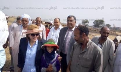 عاجل.. نقل نائب وزير الزراعة إلى المستشفى إثر انقلاب سيارة في المنيا