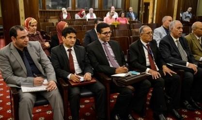 """اجتماع """"خطة البرلمان"""" لمناقشة إنجازات الضرائب والجمارك"""