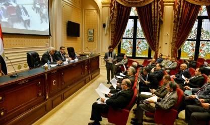 وفد كوري يزور البرلمان.. ويؤكد: نحب صلاح ونسعى لزيادة استثماراتنا بمصر