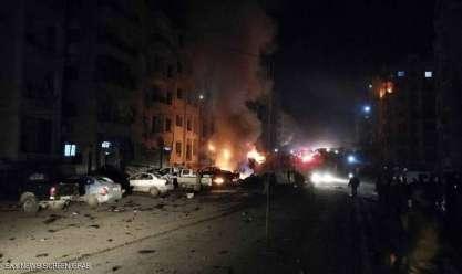 22 قتيلا على في انفجار سيارتين مفخختين ببنغازي