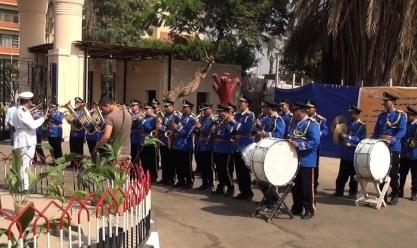 السلام الجمهوري بجامعة عين شمس