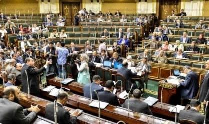 """وفد """"إسكان البرلمان"""" يزور مدينة العلمين الجديدة"""