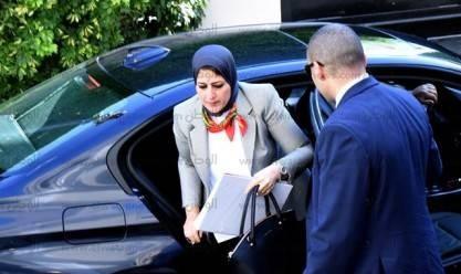 وزيرة الصحة والسكان تتفقد قوائم انتظار مستشفى دار الشفا بعد قليل