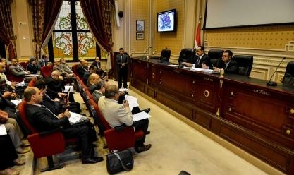 اجتماعات لجان مجلس النواب اليوم