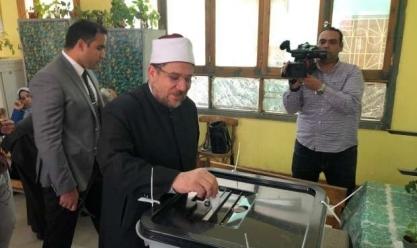 الوزراء يصوّتون على التعديلات الدستورية في اليوم الأول للاستفتاء