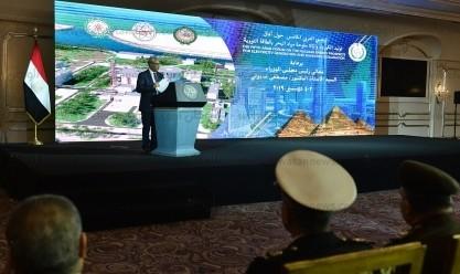 مدبولي يفتتح المنتدى العربي الخامس حول أفاق توليد الكهرباء
