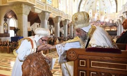 بث مباشر| قداس تدشين كاتدرائية العباسية