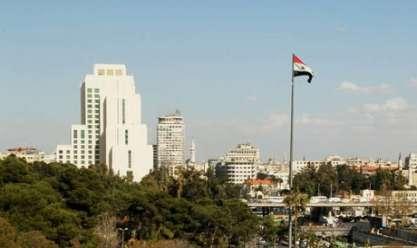 الإعلام السوري الرسمي ينفي تعرض مطار دمشق الدولي لأي عدوان