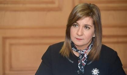 """وزيرة الهجرة: وصول 28 عالما وخبيرا للمشاركة في """"مصر تستطيع بالتعليم"""""""