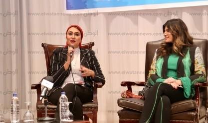 """ندوة """"دور الإعلام في مواجهة العنف ضد المرأة"""" بجامعة عين شمس"""