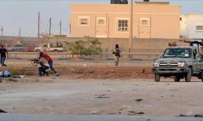 عاجل| مقتل مدير إدارة مكافحة التجسس بالمخابرات الليبية في تفجير بنغازي