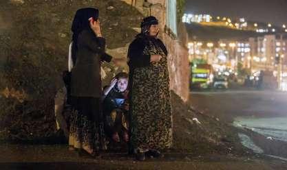زلزال إيران