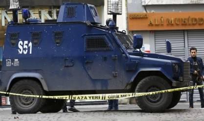 عاجل| إطلاق رصاص على مبنى السفارة الأمريكية في تركيا