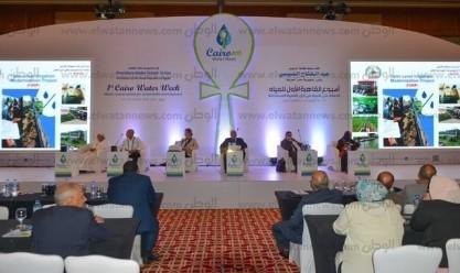"""مؤتمر """"أسبوع القاهرة الأول للمياه"""""""
