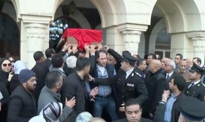 """جنازة شهداء """"انفجار الدرب الأحمر"""