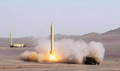 عاجل  السعودية تعترض وتدمر صاروخا باليستيا أطلق باتجاه جازان