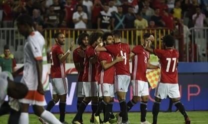 مصر تتقدم مركزاً في تصنيف «فيفا»