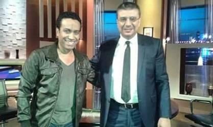 سامح حسين يكشف أسرار مسيرته الفنية في برنامج بوضوح الإثنين
