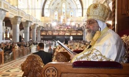 البابا تواضروس: معظم المشكلات سببها نقص المحبة