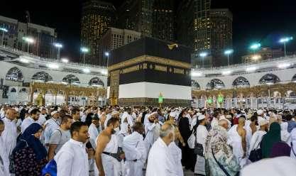 وزير الداخلية يتابع حالة الحجاج على عرفات بالصوت والصورة