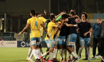 بالصور| ترتيب الدوري المصري يشتعل بعد هزيمة بيراميدز من الإسماعيلي