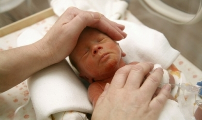 أطفال حديث الولادة