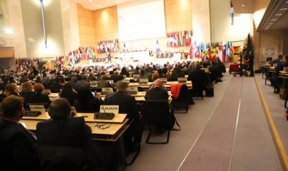 بدء أعمال الدورة 108 لمؤتمر العمل الدولي بجنيف