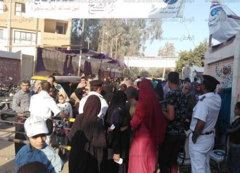 """""""الوطنية للانتخابات"""" تشكر الشعب المصري لتواجده بكثافة أمام اللجان"""