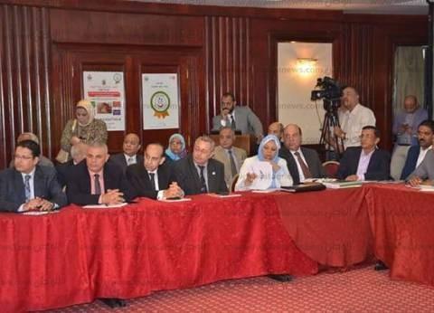 محافظ الإسماعيلية يشارك في مؤتمر وزارتي الصحة والتنمية المحلية