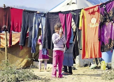 مصرع 3 أطفال جراء حريق في مخيم للاجئين بتركيا