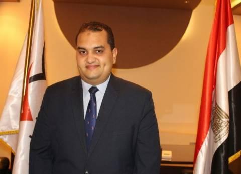 """""""المصريين الأحرار"""" يهنئ مصر بفوزها بعضوية """"التنفيذي للعربية للطيران"""""""
