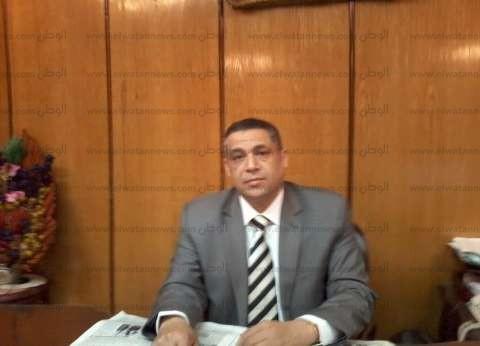 مشاجرة بين مندوب مرشح وقوات التأمين في فارسكور بدمياط