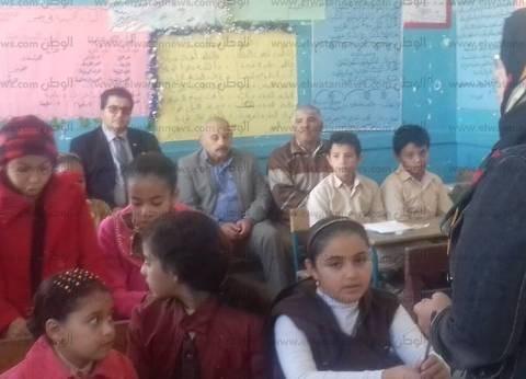 """""""تعليم جنوب سيناء"""" تواصل فعاليات برنامج """"جودة الحياة المدرسية"""""""