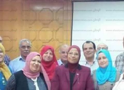 """""""قومي المرأة"""" بالإسماعيلية ينتهي من الحملة الرابعة لطرق الأبواب اليوم"""