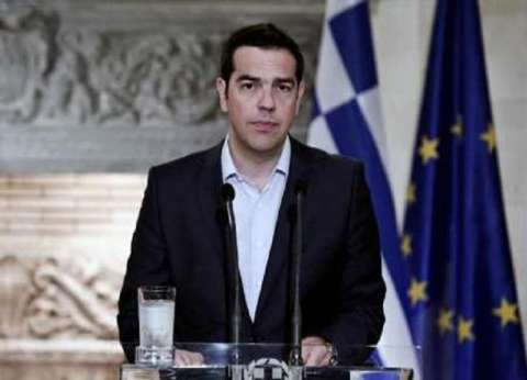 """رئيس وزراء اليونان يصل إلى مصر للمشاركة في القمة """"العربية- الأوروبية"""""""