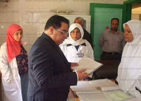 صحة الشرقية: إحالة 3 أطباء وصيدلي بوحدة صحة الأسرة بالقراقرة للتحقيق