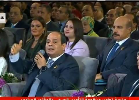 """بطعم الإنجازات.. 6 وعود من """"السيسي"""" للمصريين خلال """"اسأل الرئيس"""""""
