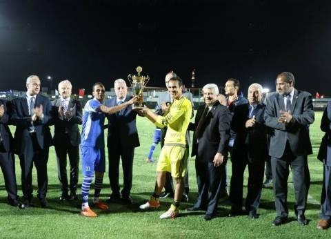 محافظ جنوب سيناء يكافئ لاعبي فريق كرة القدم بـ10 آلاف جنيه