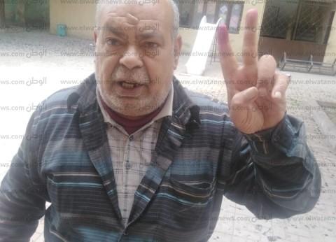 ناخب: شاركت بالاستفتاء علشان دم الشهيد ابن صديقي ميرحش هدر