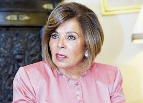 المرشحة السابقة لأمين عام «اليونيسكو»: عايزة أشوف المرأة نصف الحكومة والبرلمان