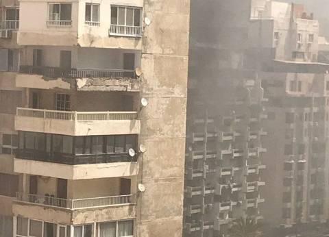 """مصدر أمني: """"تفجير الإسكندرية"""" استهدف سيارة الحراسات الخاصة بمدير الأمن"""