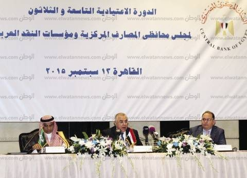 رامز:البنوك المركزية العربية تلعب دورا فى دعم الاقتصاد ومكافحة الإرهاب