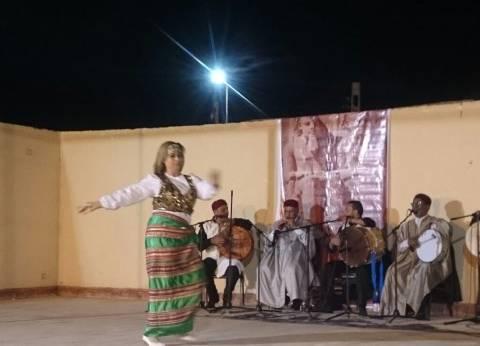 """إنشاد ديني لفرفة التراث التونسي في """"الدولي للثقافة"""" بكلابشة"""