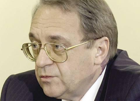 بوجدانوف يبحث التسوية مع سياسي سوري معارض