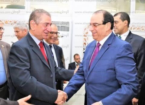 """محافظ كفر الشيخ: حقل """"نيدكو"""" يسهم بـ1.8 مليار متر مكعب من الغاز"""