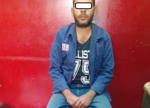 القبض على عاطل متلبسا بسرقة 4 قطع فرامل من قطار رمسيس