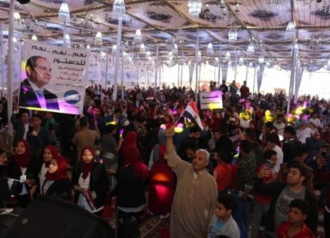 """""""مستقبل وطن"""" ينظم مؤتمرا جماهيريا حول التعديلات الدستورية في الشرقية"""