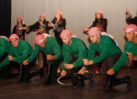 """الدبكة الأردنية والفنون الشعبية في مهرجان """"دمنهور"""" للفلكلور"""