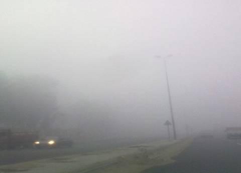 """""""الأرصاد"""": استمرار الشبورة للغد واحتمال سقوط أمطار.. توخوا الحذر"""