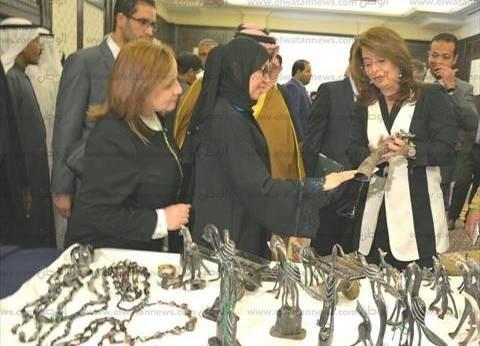وزيرة التضامن الاجتماعي تفتتح معرض الأسر المنتجة في شرم الشيخ